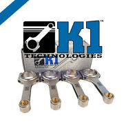 K1 H-beam Connecting Rod Set Of 5 - Ford Focus St Mk 2 - And Volvo S60 - V70