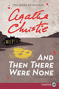 `christie, Agatha`-and Then There Were None Book New