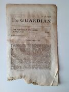 The Guardian August