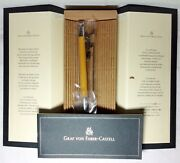 Graf Von Faber-castell Guilloche Sahara Propelling Pencil New In Box Product