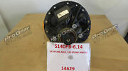 S140 Parking Brake Remanufactured Spicer Differential 6.14 Ratio