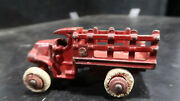 Cast Iron C Mack Stake Body Delivery Truck