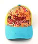 New Disney D23 Expo 2017 Wdi Pirates Of The Caribbean Snap Back Trucker Hat