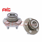 Front Wheel Bearing Hub For Dodge Charger Challenger Chrysler 300 Rwd 513224x2