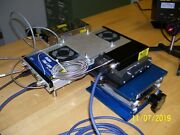 Mpb Visible Fiber Laser System 642 Nm 1 Watt Low Hours Tested To Work Properly