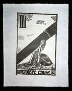1920/1977 French Block Print The Way Of The Cross Jean Charlot 1898-1979mod3