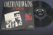 Coleman Hawkins And The Trumpet Kings 1965 - Swinging Sounds Of The 40s - Tlp 5515