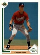 1991 Upper Deck Baseball Pick Complete Your Set 1-250 Rc Stars Free Shipping