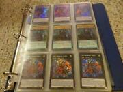 Tcg81 Yugioh Trading Card Lot,all Holo,photo Show All Cards Near Mint Condition