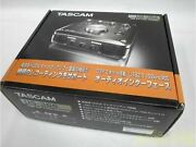 Used Us-366 Tascam Usb Audio Interface 192khz With Dsp Mixer