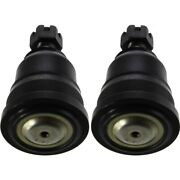 Set Of 2 Ball Joints Front Left-and-right Lower For Chevy Le Sabre De Ville Pair