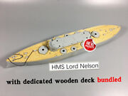 Hobby Boss 1/350 Lord Nelson 86508 With Wooden Deck Bundled