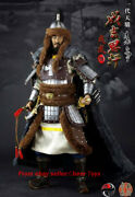 303 Toys Tianjiao Generation Genghis Khan Rong Wei Es3003b 1/6 Only A Person