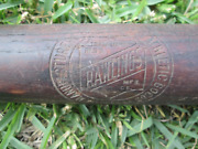 Vintage Rawlings Crest Early Turn Of The Century Antique Baseball Bat