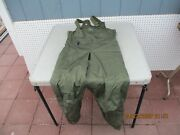 Wwii Us Army Air Forces Flying Trousers Coveralls For Type F-3a Suit Med-regular