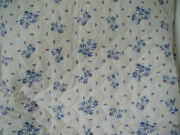 Pfaltzgraff Yorktowne 1/2 Yd Quilted Fabric Last Bolt  No More After This