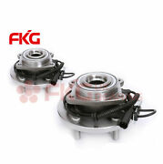 Front Wheel Bearing For 2008-2017 Chrysler Town And Country Grand Caravan 513273x2