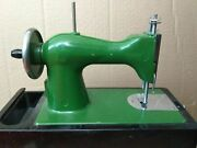 Old Small Iron Sewing Machine Ussr ,antique Toys