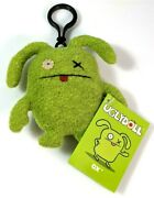 New Uglydoll Ox Clip On Plush Doll Toys Keychain Kids Backpack School Home 3.9
