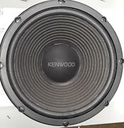 Kenwood Kfc-w112 Stereo For Car Subwoofer Old School New Old School