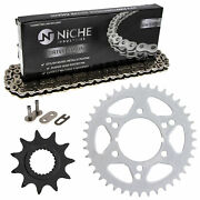 Sprocket Chain Set For Polaris Trail Boss 330 325 11/40 Tooth 520 Rear Front Kit