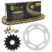 Sprocket Chain Set For Bmw F650gs Dakar G650gs 16/47 X-ring Tooth 520 Front Rear
