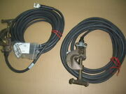 242144-26 Biddle Avo International Dlro Current Lead 8 Meter 26ft 100a Lot Of 2