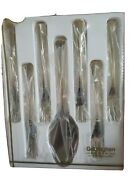 Gottinghen Cake Silverware Set 24k Gold Made In Germany Brand New Never Used