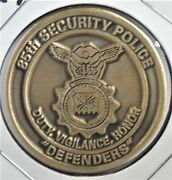 Us Air Force 85th Group Keflavik Iceland Naval Air Station Challenge Coin 072