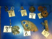 Lots ... Homelite Model 17 Chainsaw Parts 2 3n