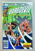 Daredevil 174 Bronze Age Collectible Comic 1st App Of The Hand Marvel Comics