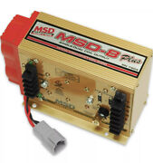 Msd Ignition 7805 Msd 8-plus Ignition Control For Race Cars 2 Coil Output