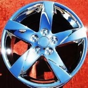 Set Of 4 New Chrome 17 Mitsubishi Eclipse Oem Wheels Rims Galant Diamante 65811
