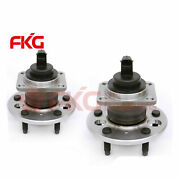 2 Rear Wheel Bearing Hub For Buick Lucerne Lesabre Cadillac Deville Dts 512003