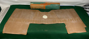 Nos 1964 64 Chevelle Ss Accessory Front Full Width Floor Mat Saddle Gm 985710
