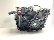 Lamborghini Huracan Oem Radiator Assembly W/ Cooling Fan And Shroud 4s0121203b