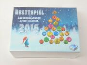 Brettspiel 2016 Advent Calendar Frosted Games King Of Tokyo + 23 Expansion Ez339