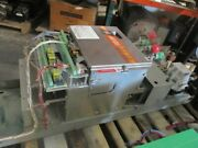 Ge Adjustable Speed Dc Drive 7vyds025cd01 100hp In 480vac Out 500vdc Used