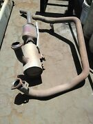 Hummercore Humvee H1 Used Exhaust Replacement Assembly