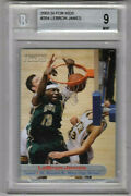 Lebron James 2003 Sports Illustrated For Kids / 264 Bgs 9 All 9and039s
