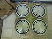 Nos 88 89 90 91 92 Chevy Truck 15 Hubcaps 1/2 Ton Set Of 4 Wheel Covers
