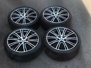 20 Bmw Wheels Rims And Tires G30 G31 G11 G12 5 7 Series Style 759i M550i Oem