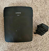 Linksys E1200 300 Mbps 4-port 10/100 Wireless N Router - Free Shipping