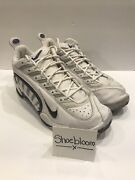 Nike Air Zoom Ablaze Agassi Air Tech Challenge Court Us Open Day Match Pe Sz 12