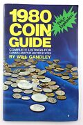 1980 Coin Guide Canada United States Will Gandley Coin Book Q401