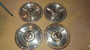 1964 Chevrolet Impala Ss Wheelcovers Set. 4 1964 Chevy Hubcaps. 64 Chevelle Ss