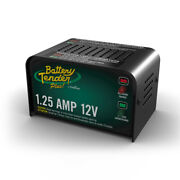 Deltran Battery Tender Plus 12v 1.25a Automatic Battery Charger Free Shipping