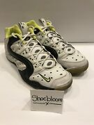 Nike Air Zoom Pounce Agassi Tech Challenge Court Alarm Us Open Neon Pe Size 12