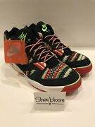 Nike Air Tech Challenge Iii 3 Agassi Xmas Christmas Sweater Special Sz 10.5 New