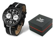 Vostok Europe Expedition North Pole-1 Chronograph 6s21/5954199 6s21-5954199 Us